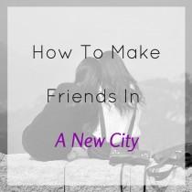friends city