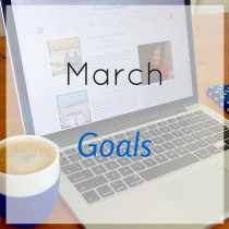 march goals square