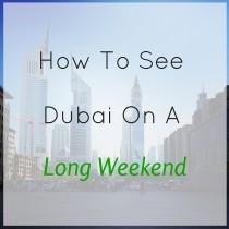 See Dubai square
