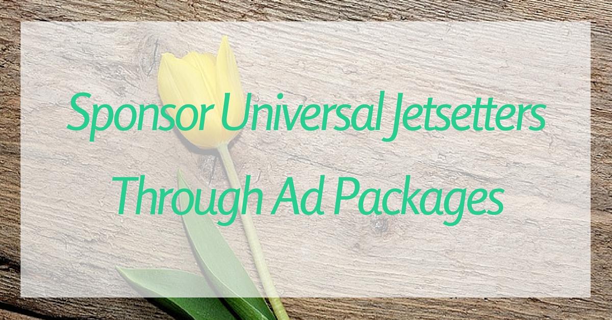 Sponsor Universal Jetsetters