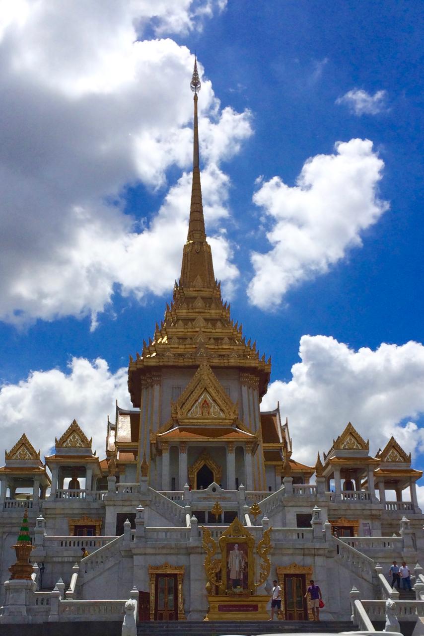 Wat Traimit Bangkok, Thailand