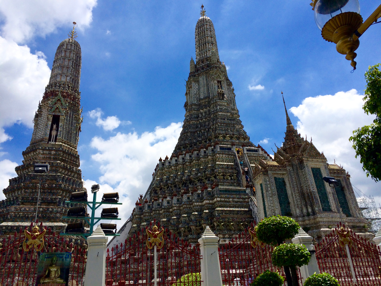 Most instagrammable places in Bangkok, Wat Arun Temple of Dawn