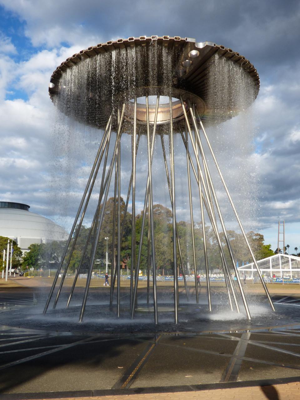 Sydney Olympic stadium