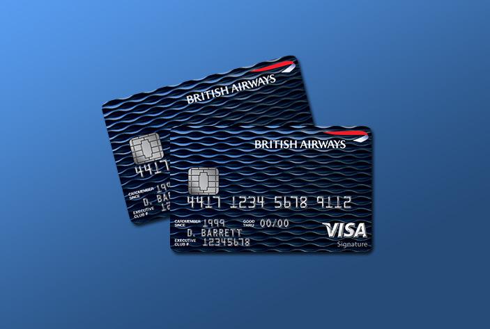 ba credit card