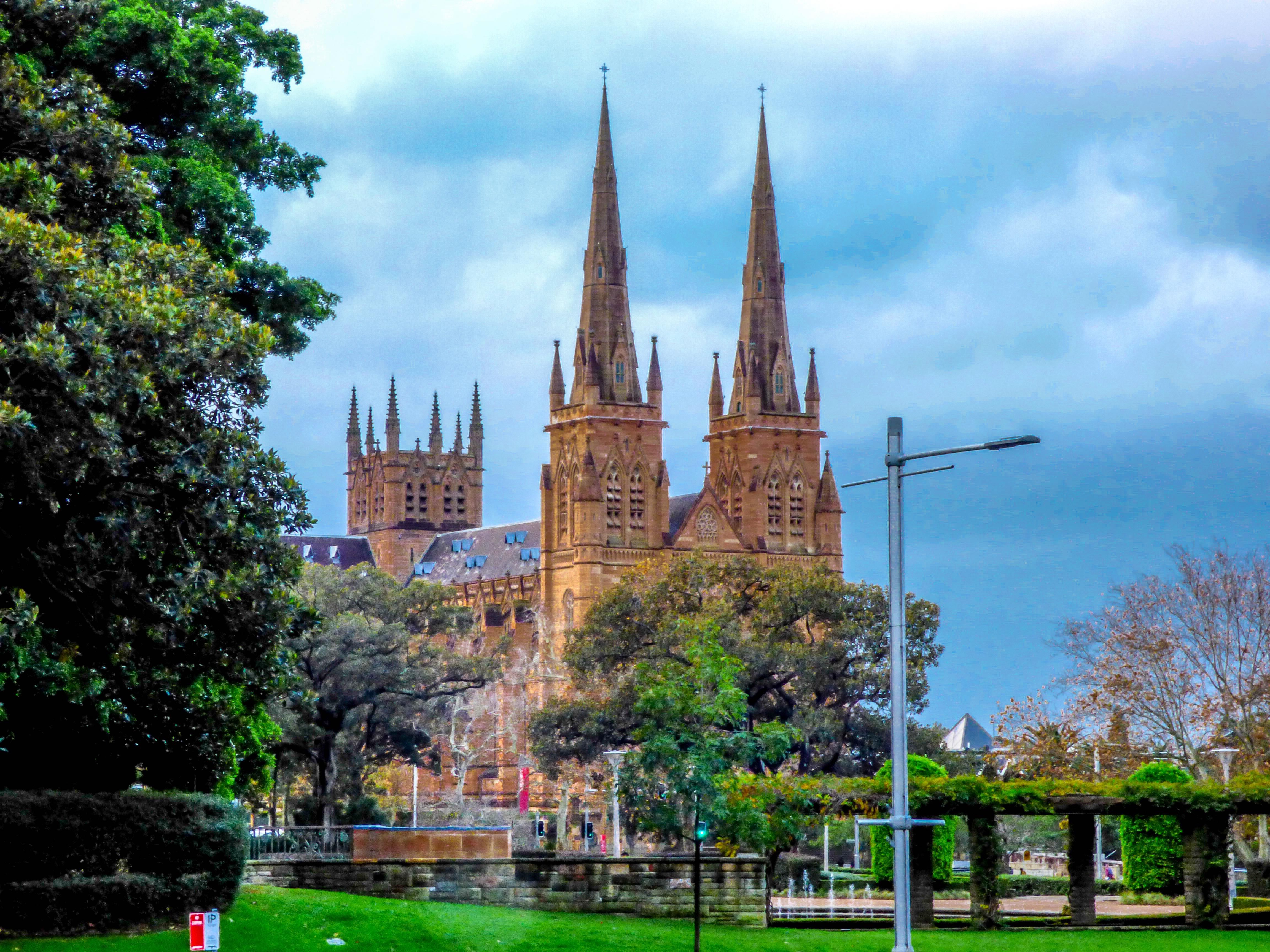 St. Mary's Cathedral Sydney