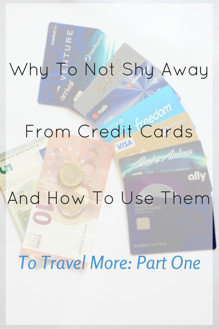 Utilizing credit cards means knowing how they work. This post talks about how to manage credit cards and use the benefits to travel more.