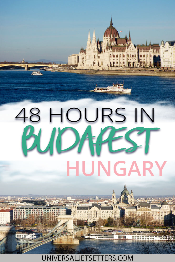 Only have 48 hours to spend in Budapest? These are the top sights and experiences you must do to get the most out of this beautiful city.