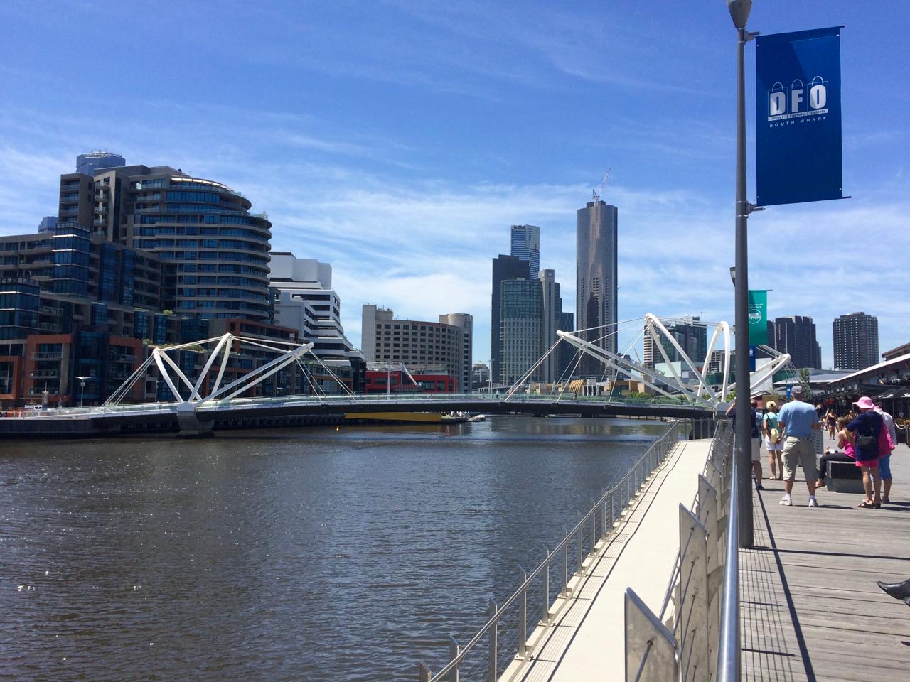 South Wharf Melbourne, Australia
