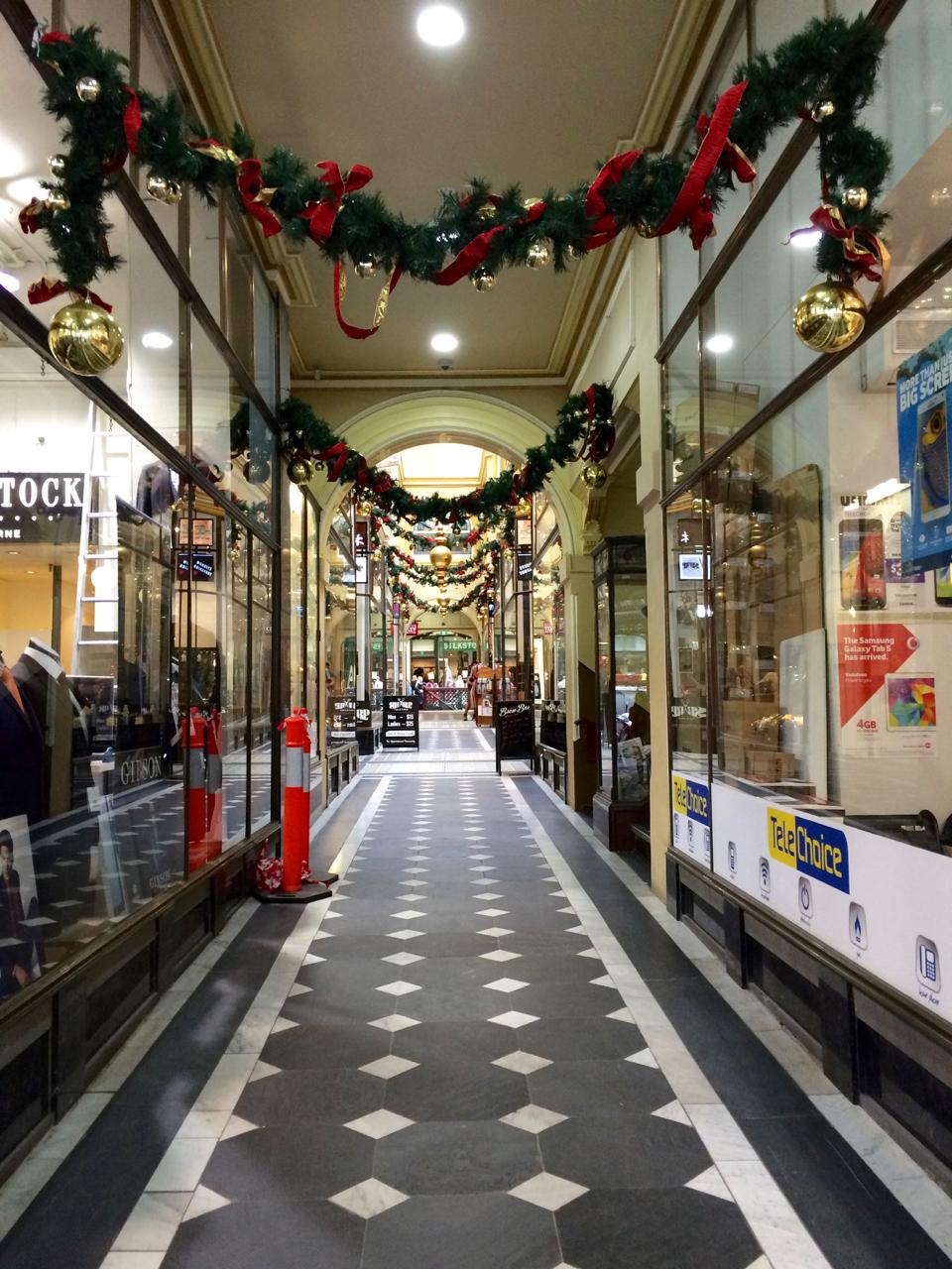 Melbourne, Australia arcade