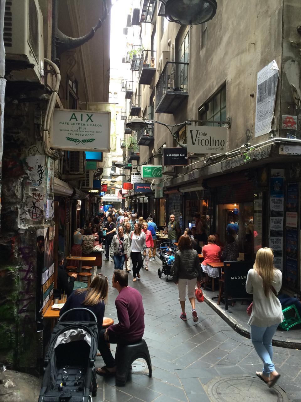 Melbourne, Australia Lane