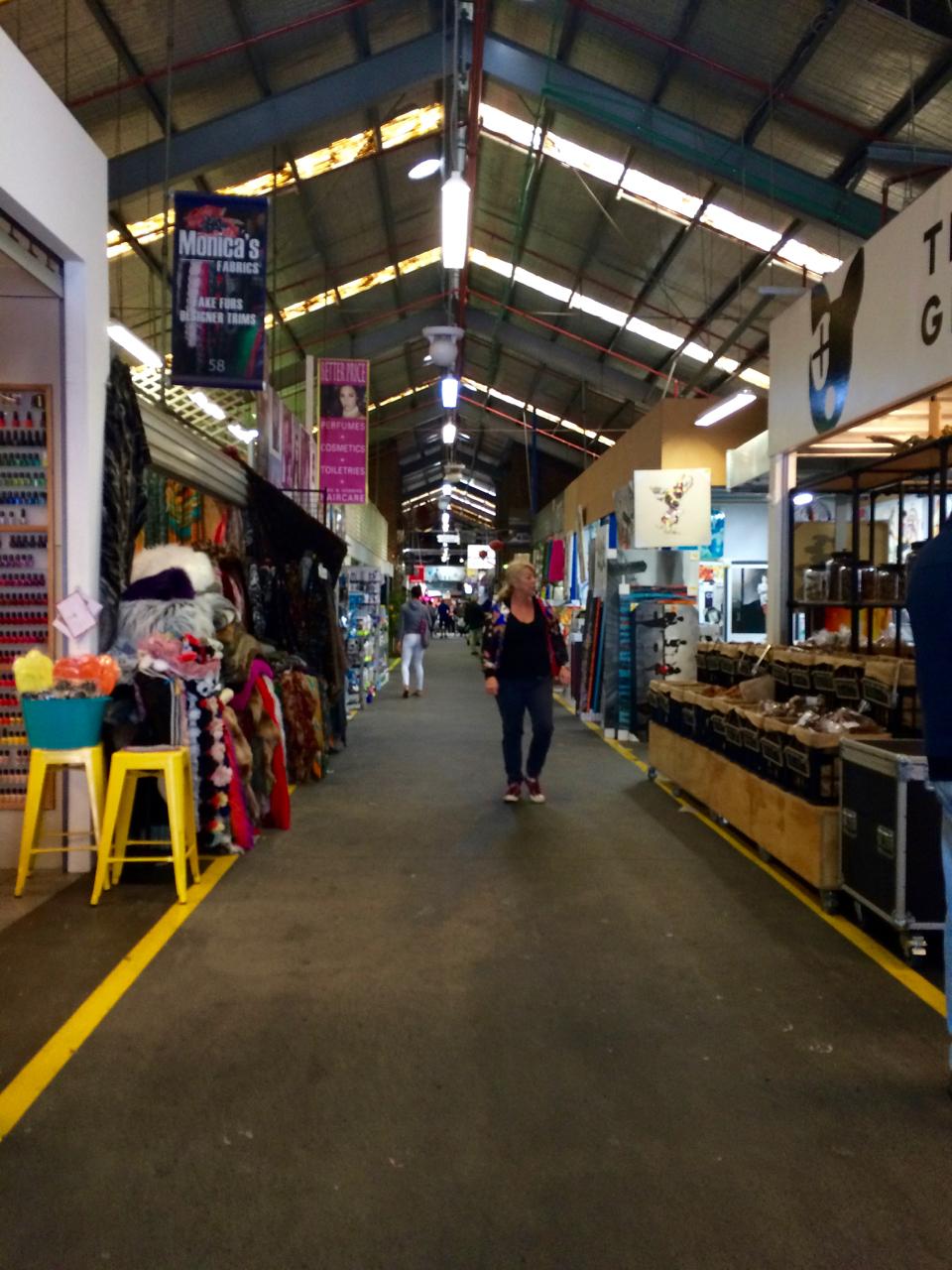 South Melbourne Market Melbourne, Australia