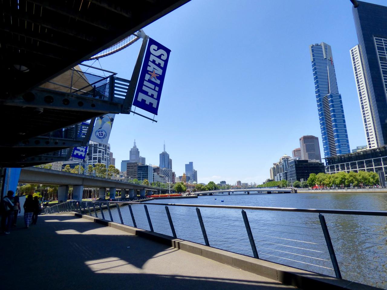 Melbourne, Australia Sea Life Aquarium