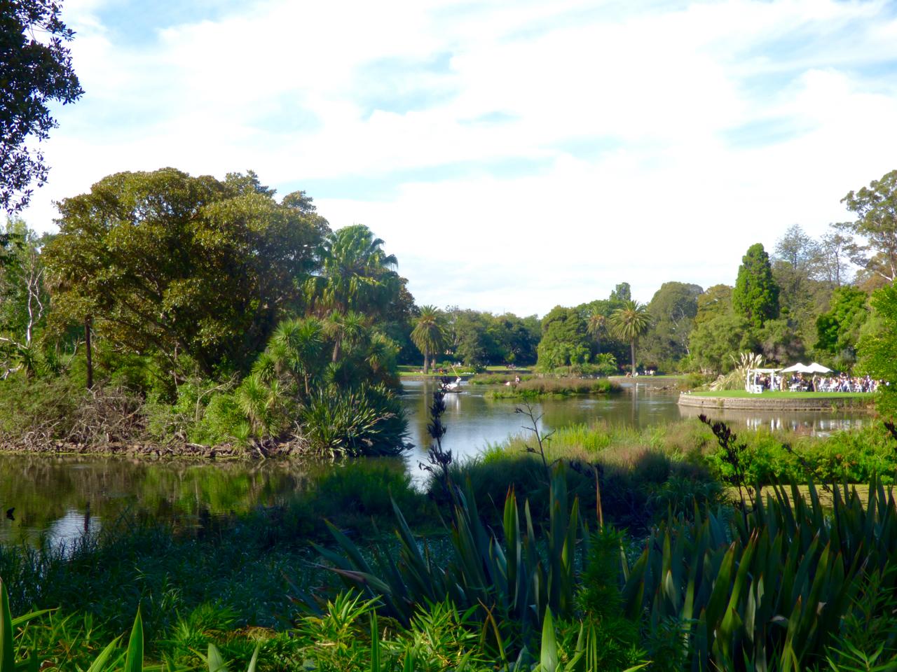 Royal Botanical Gardens Melbourne, Australia