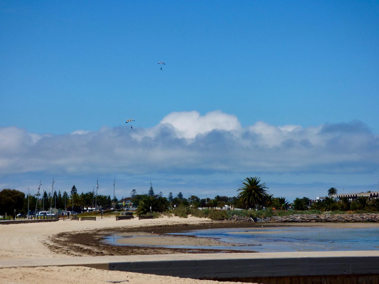 St. Kilda beach Melbourne, Australia