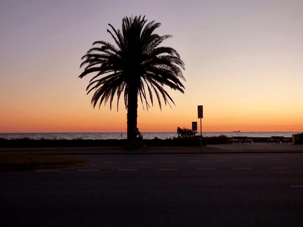 Melbourne, Australia ocean