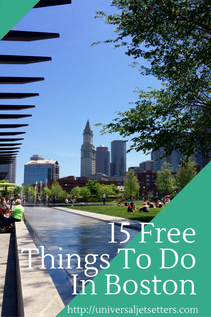 Boston is one of the most historic cities in the US, so click through to read about the top FREE things to do!