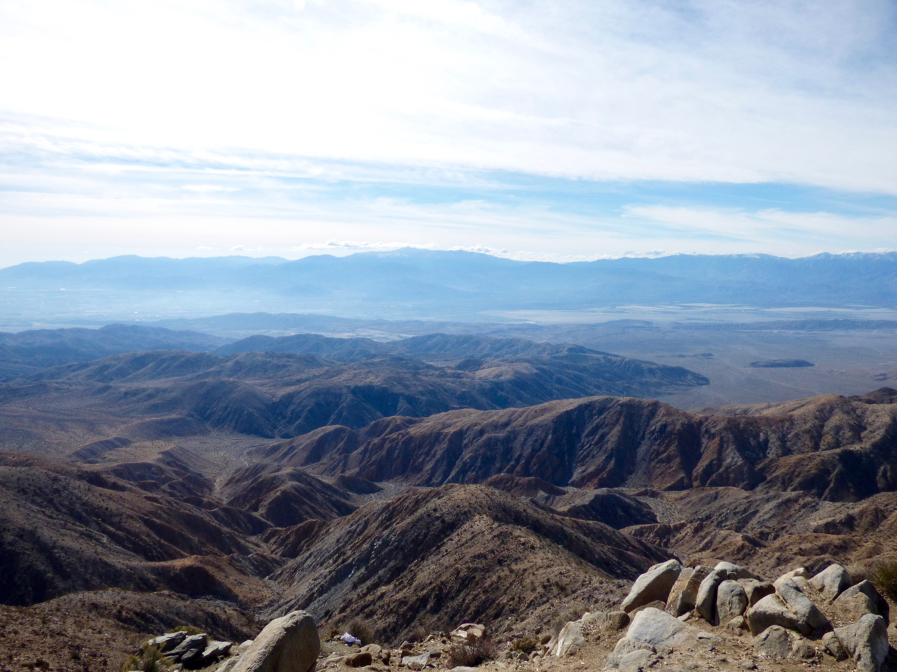 Keys View Joshua Tree National Park