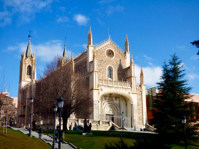 San Jerónimo el Real Madrid
