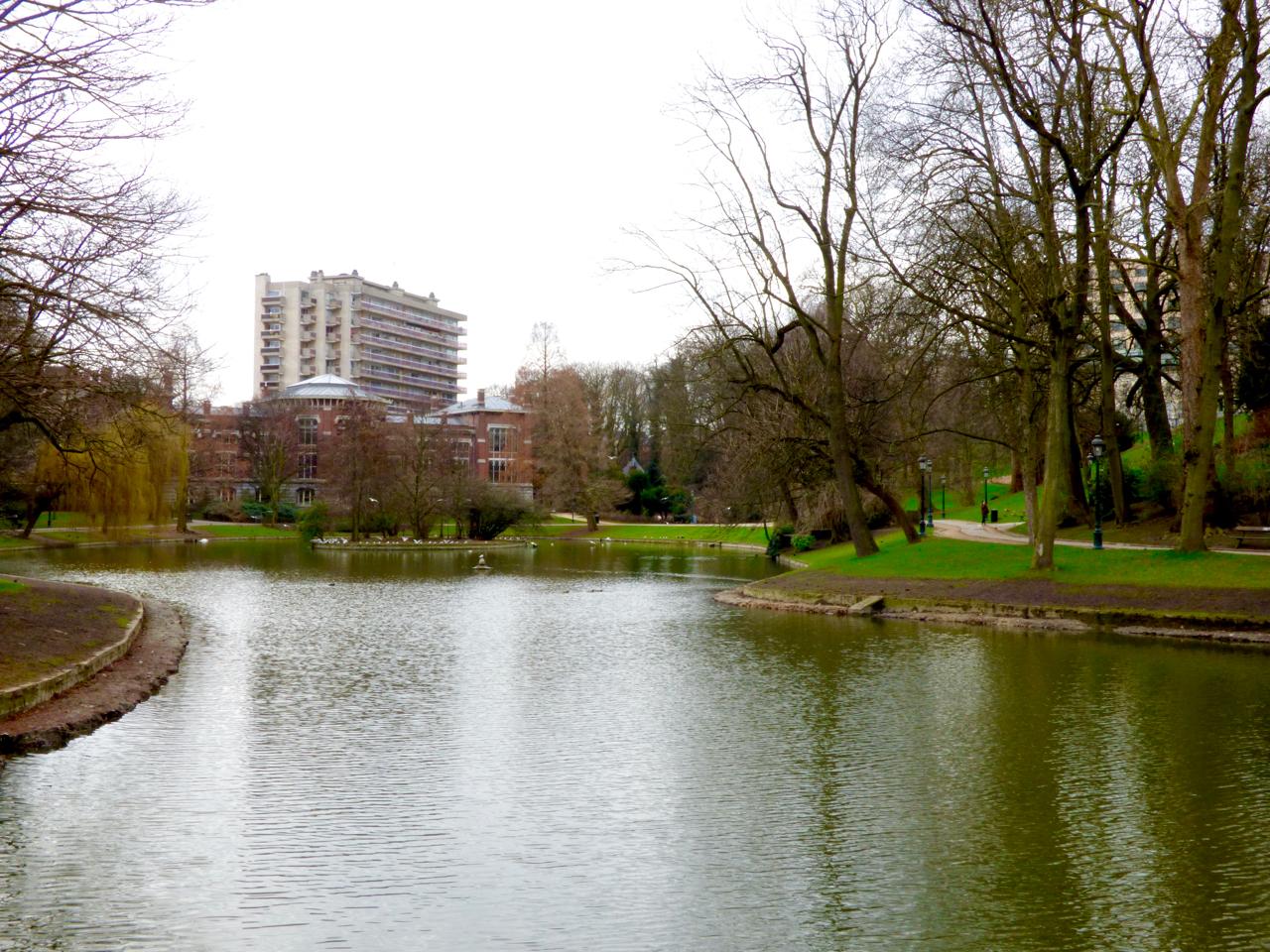 Park Leopold Brussels, Belgium