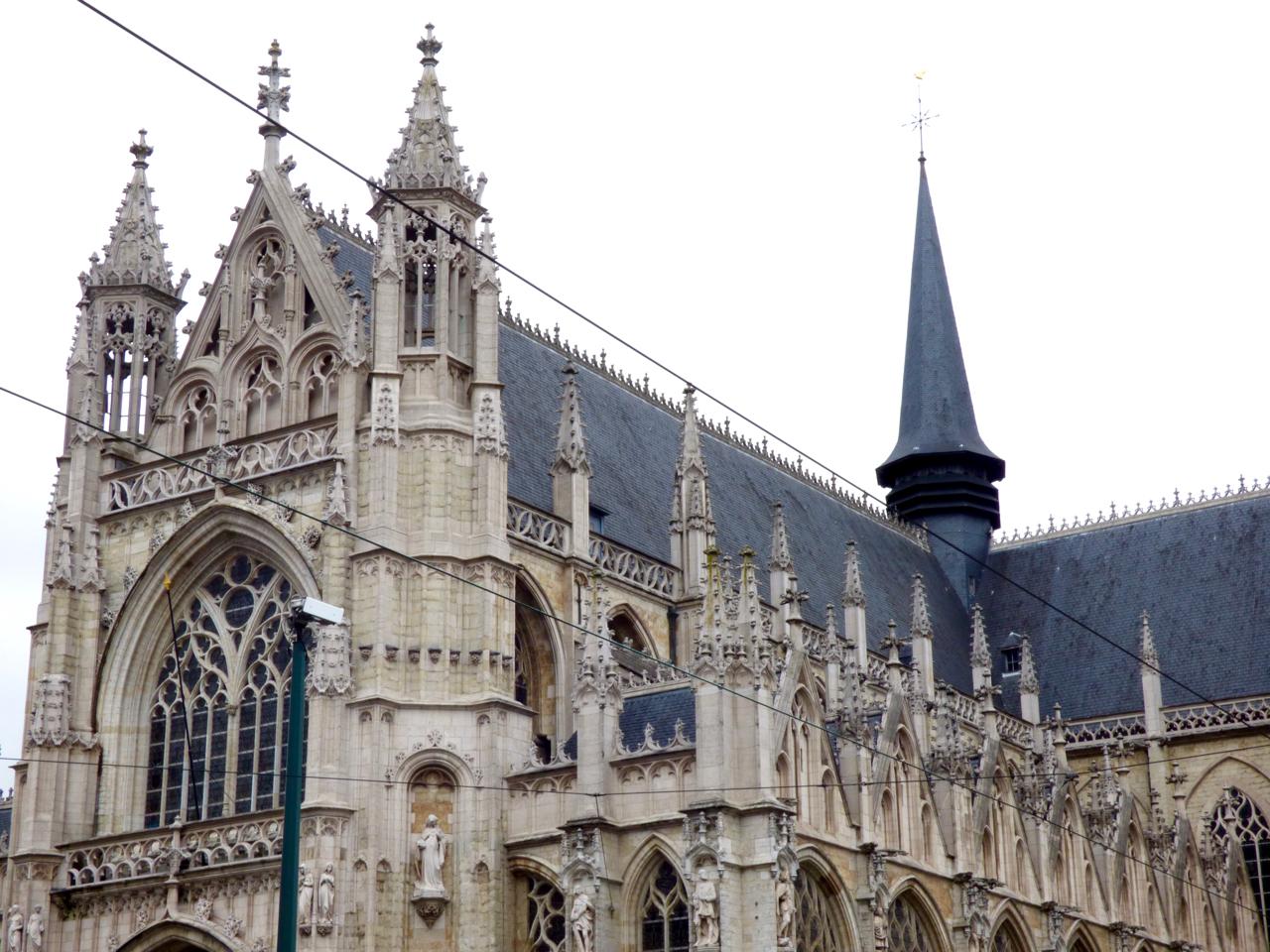 Sablon Brussels, Belgium