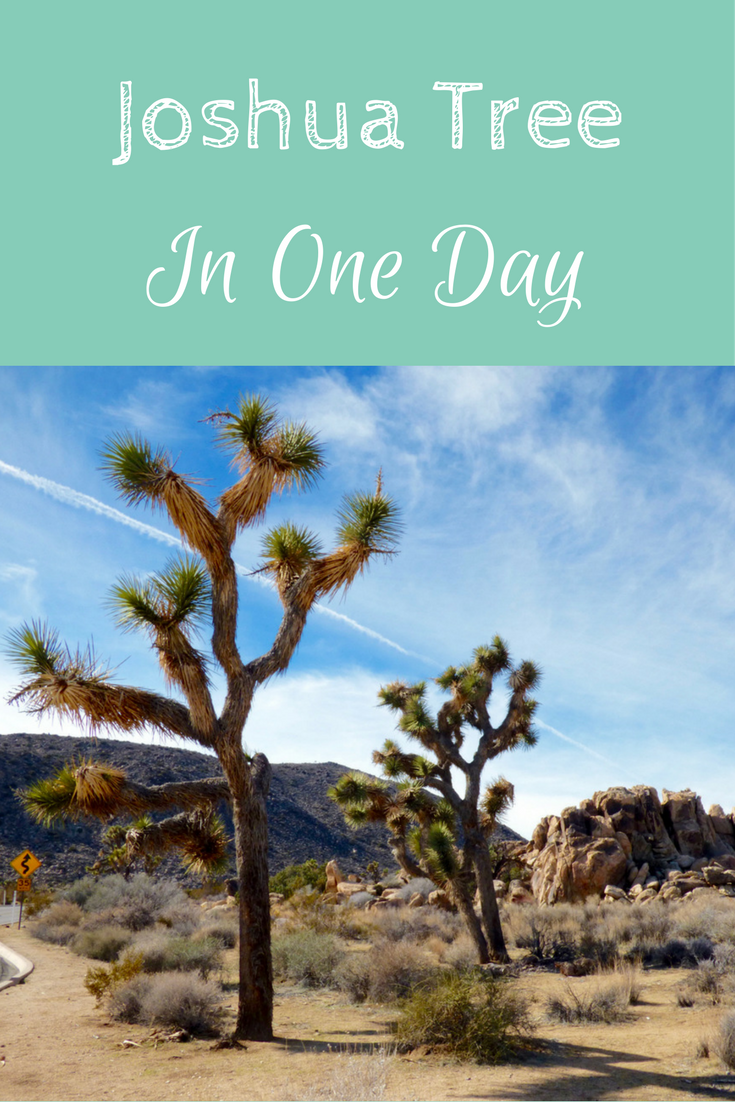 Want to visit Joshua Tree in one day? No problem! It's totally doable. Find out where to stay and what to do to make the most of your one day in the park. Joshua Tree National Park is beautiful, so this one day itinerary will be great for your travels.