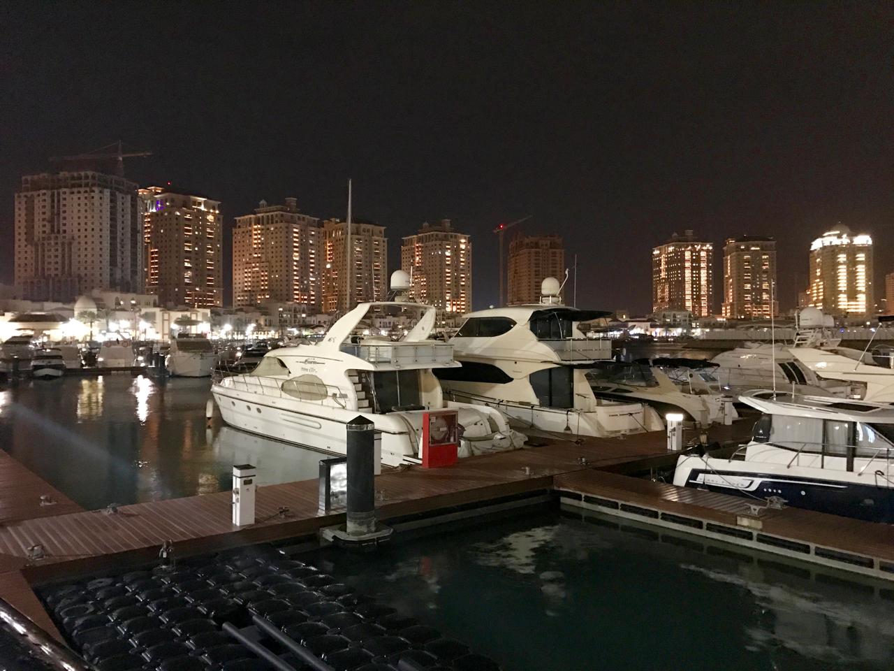 Pearl-Qatar boats marina