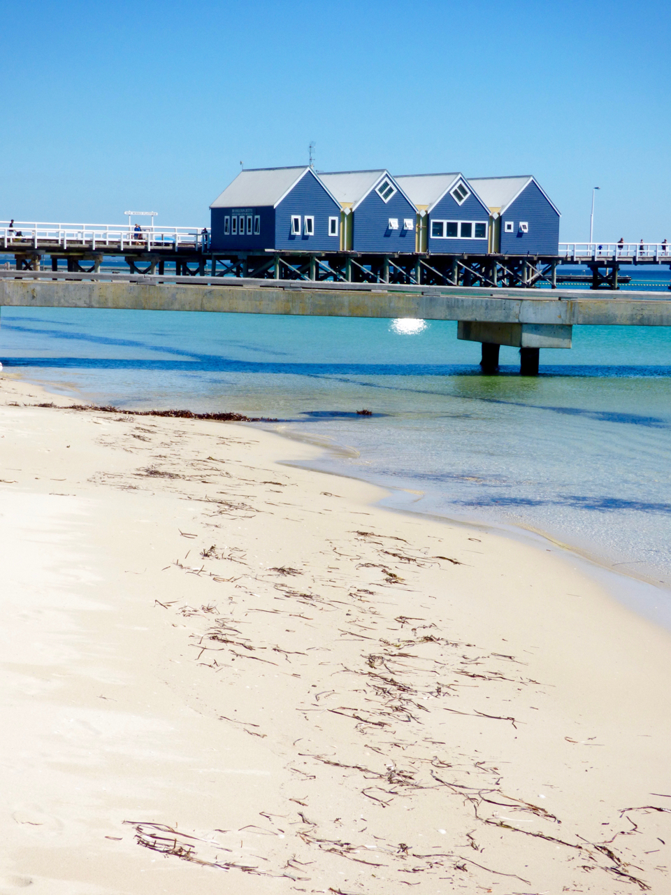 Busselton Jetty, places to visit in Busselton