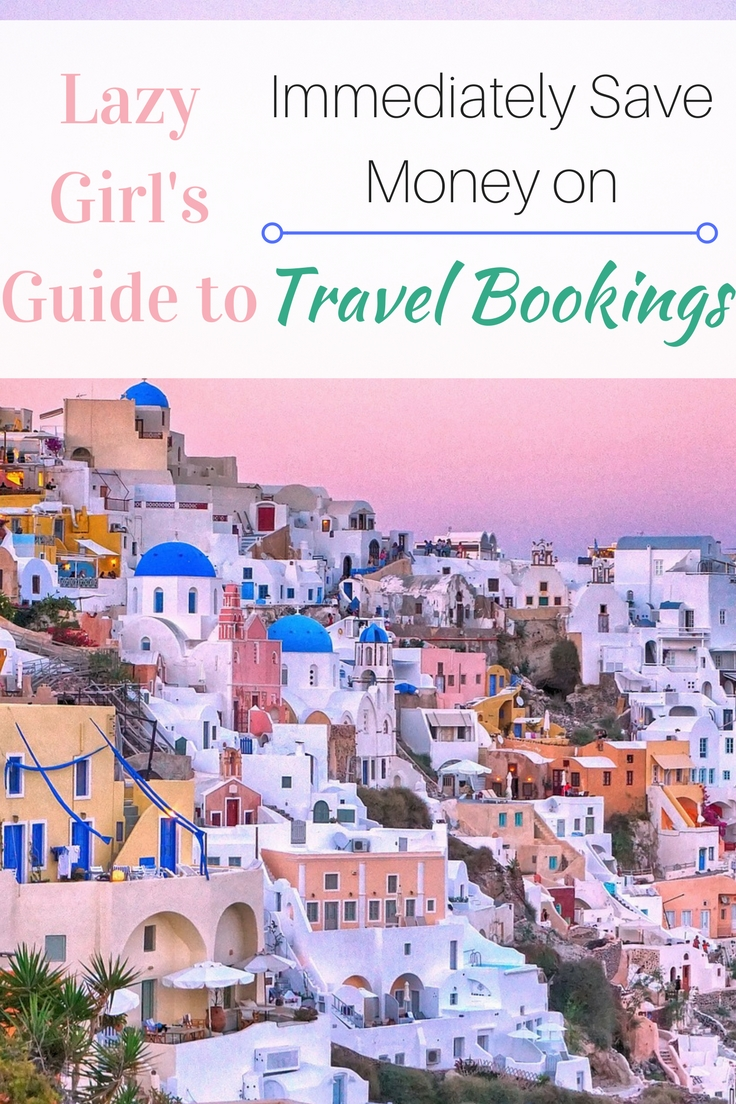 These tips will teach you how to effortlessly save money on travel because what lazy girl doesn't want to save money on travel bookings with hardly any effort? These tips and tricks will make you to lift no extra fingers but give you extra money in the bank.