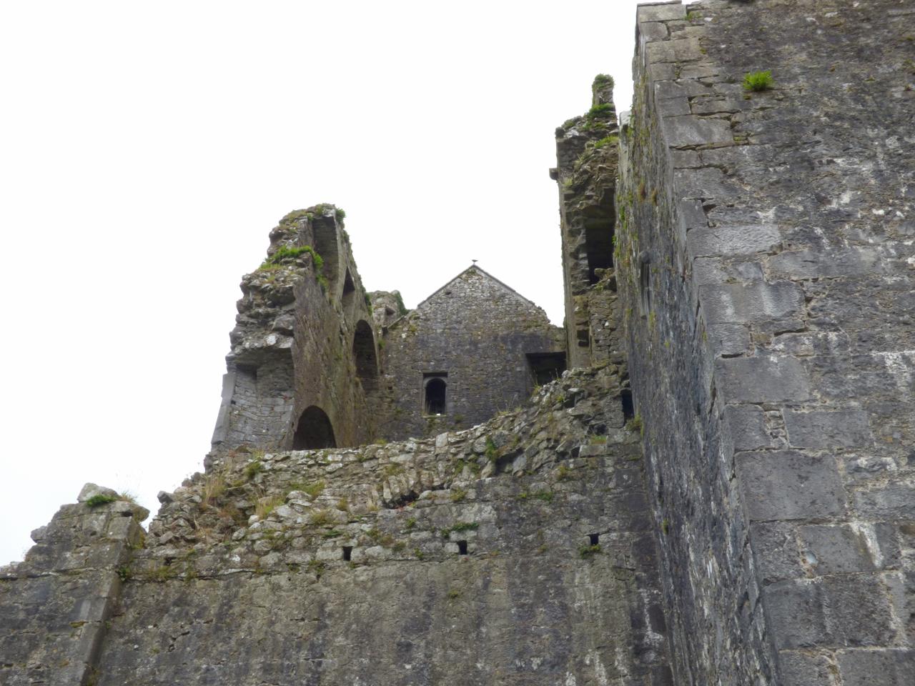Rock of Cashel ruins