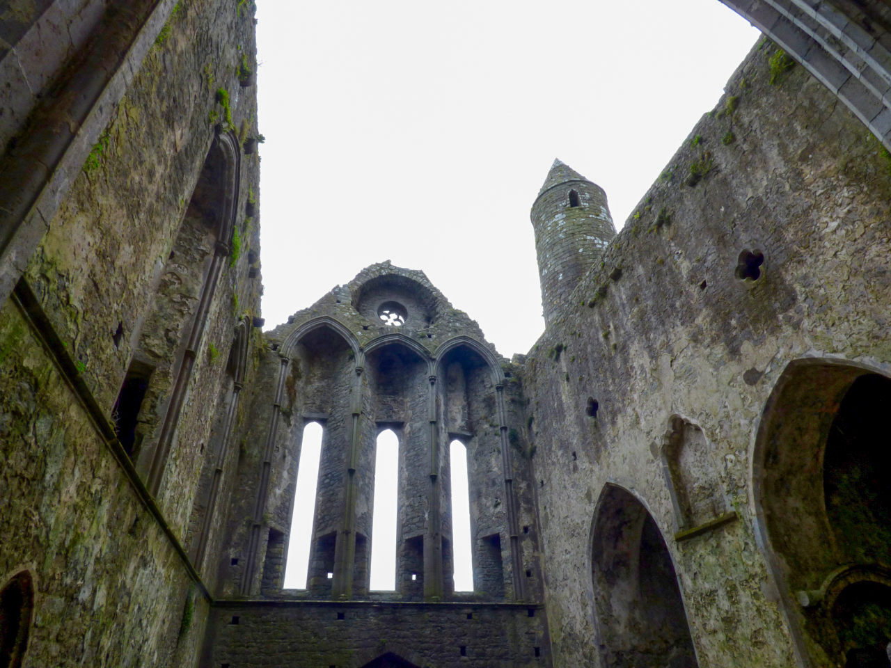 Rock of Cashel Cathedral