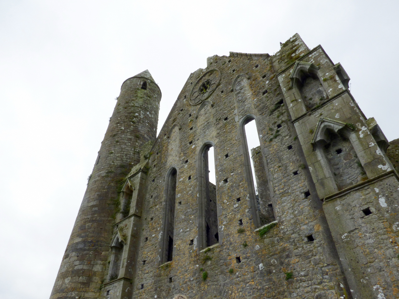Round Tower, Rock of Cashel