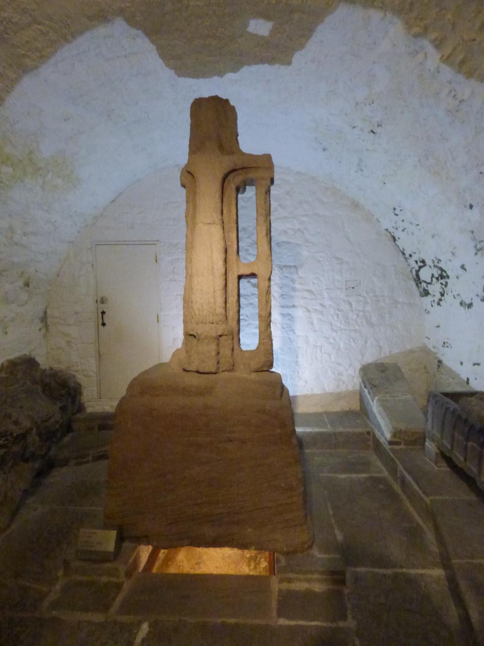 Latin Cross Rock of Cashel St. Patrick's Cross