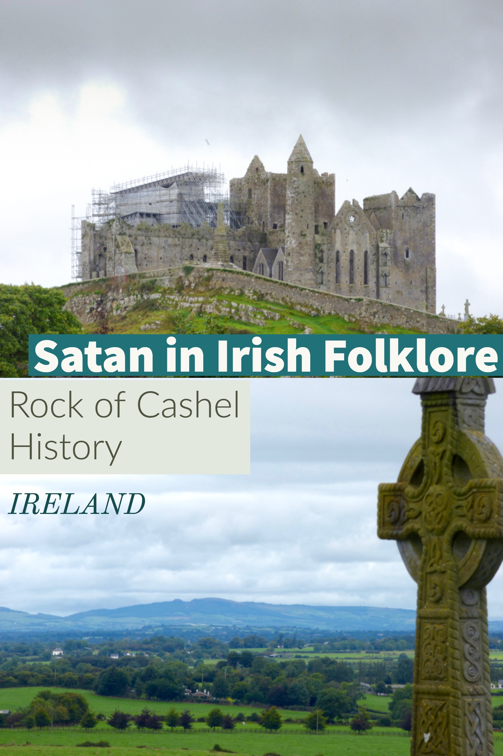The Rock of Cashel's history goes back to the 12th century with stories of kingdoms, battles and Satan himself. Read up on the rich history of the Rock of Cashel, folklore and fact, to inspire your visit.