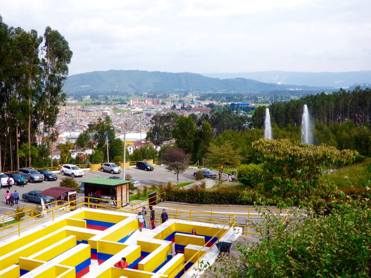 Salt Park Zipaquira