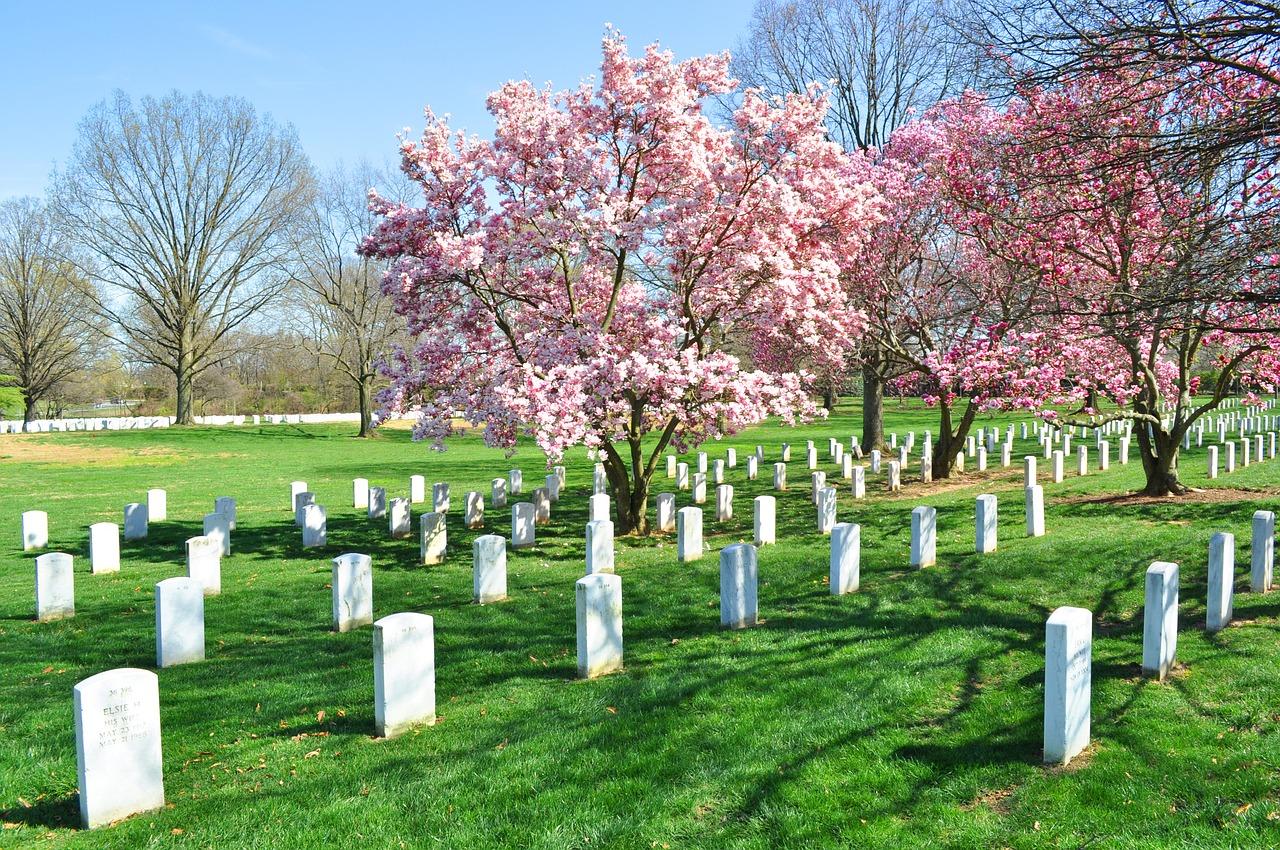 Arlington Cemetery DC