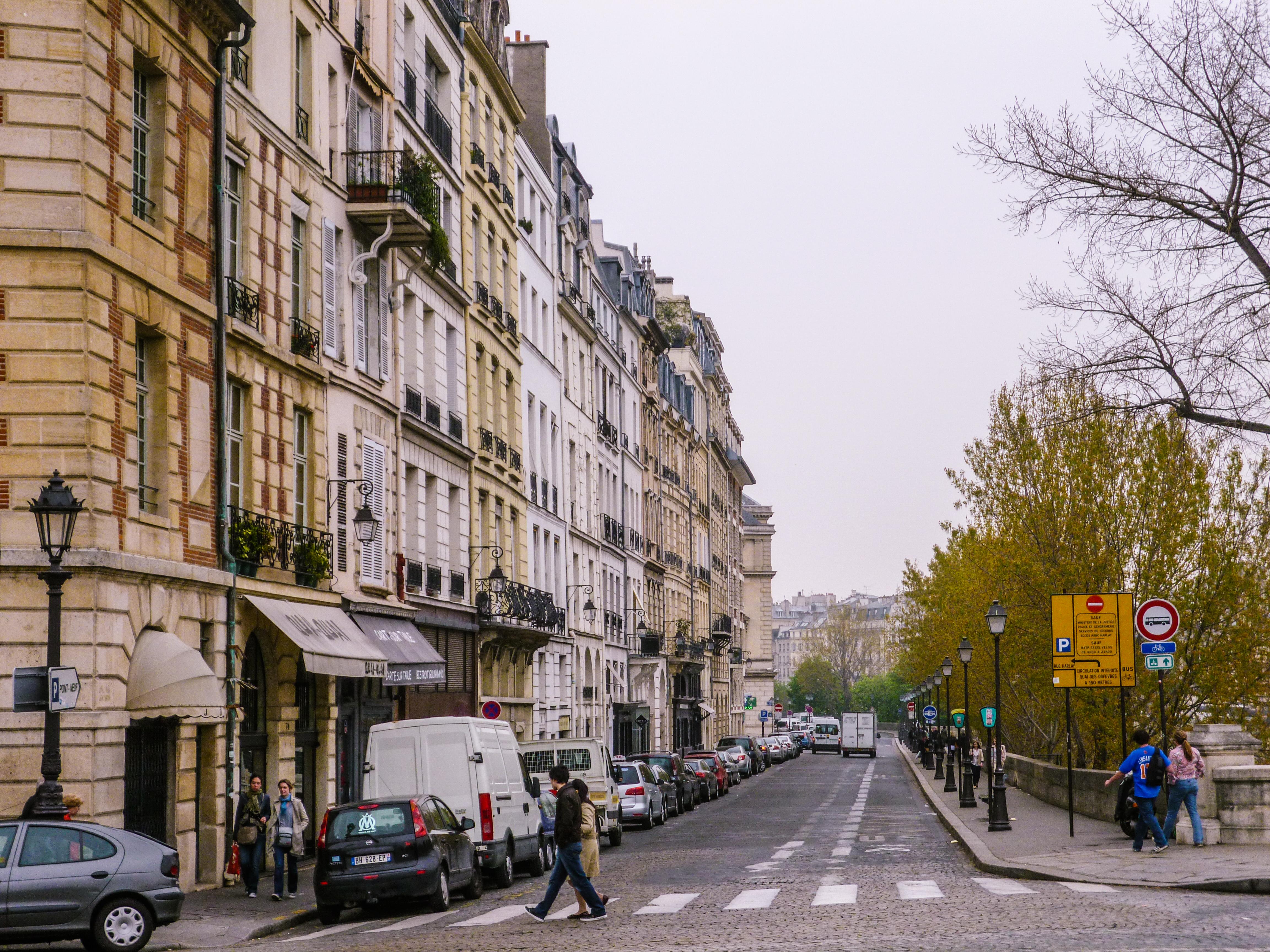 Paris, France street